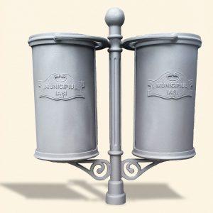 Clasic 2 – coș de gunoi
