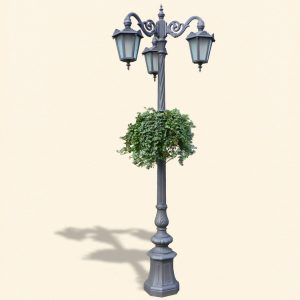 Stâlpi de iluminat